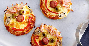 Pizza Making Workshop for Under 7s