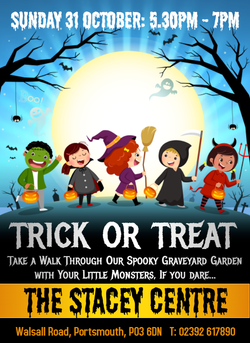 Halloween Trick or Treat PNG