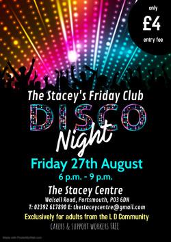 Friday Club Disco Night