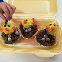 Easter Baking Workshop 1