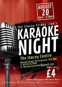 Friday Club Karaoke Night