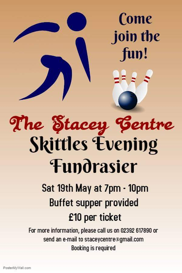 Skittle Fundraiser 19 May 2019