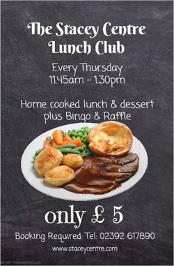Lunch Club poster