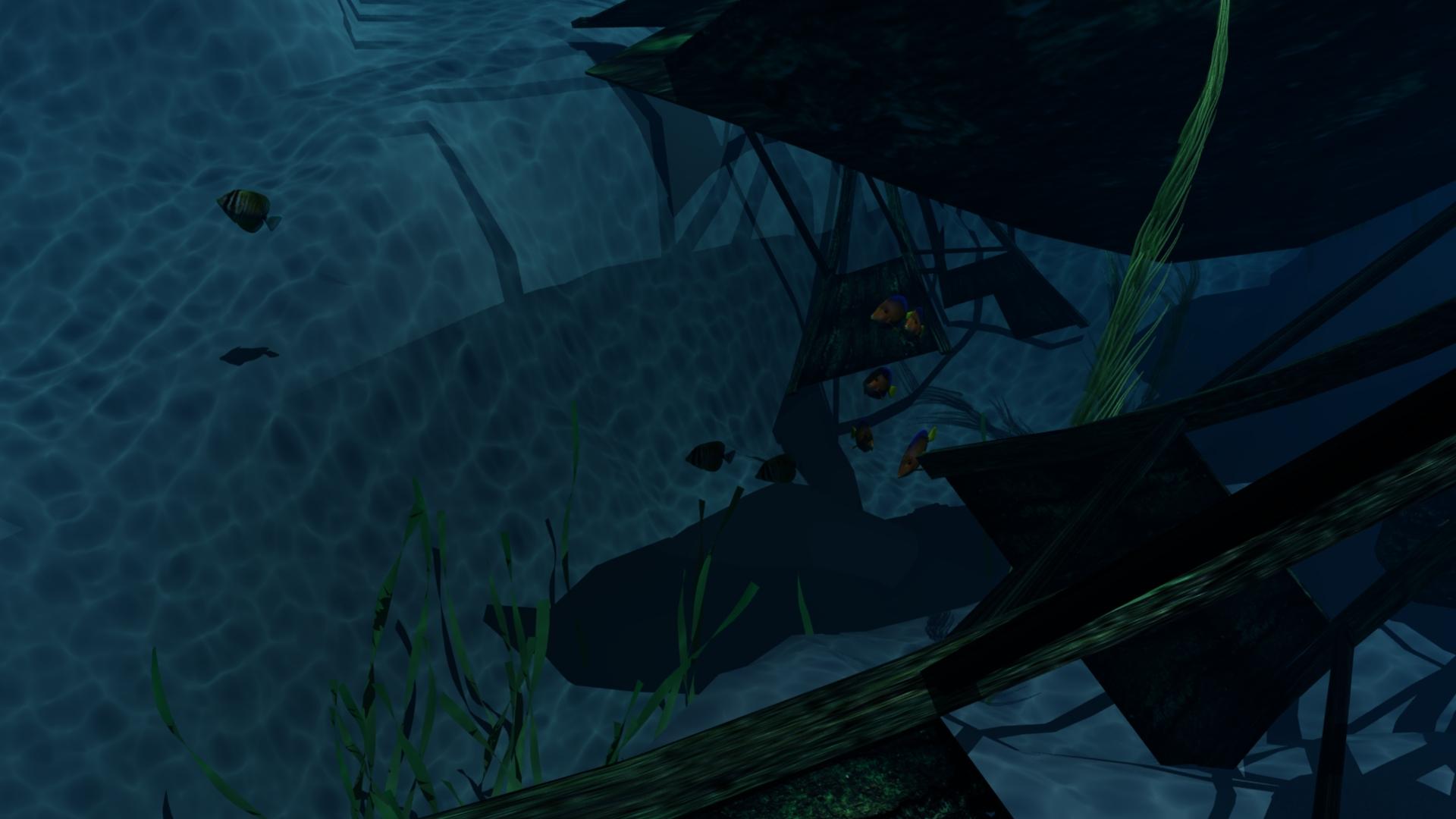 Underwater Scene 1