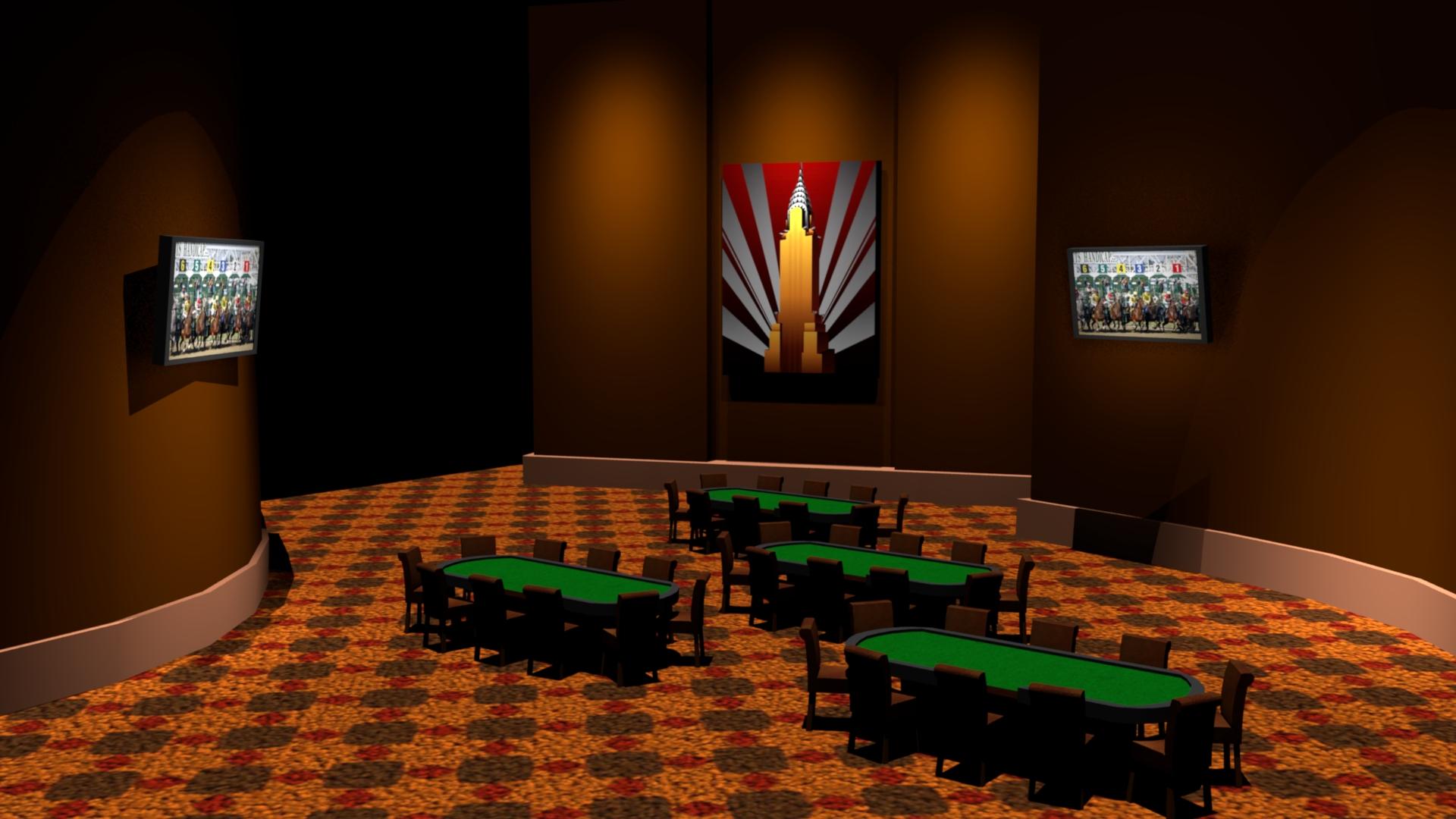 Casino Poker Room 3