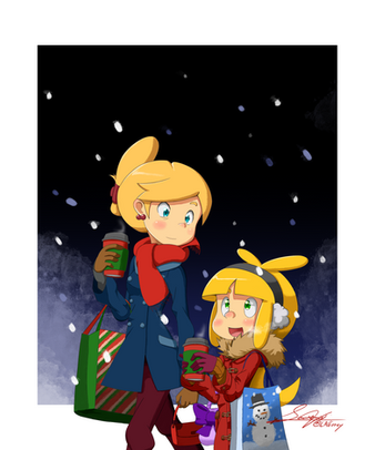 Christmas with Miette