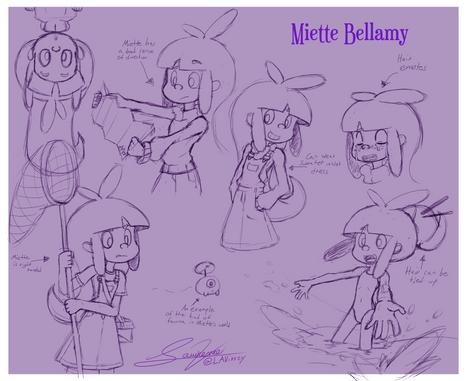 Miette Bellamy Character Sheet 3