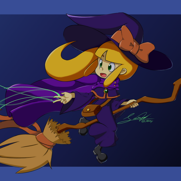 Witchy Miette
