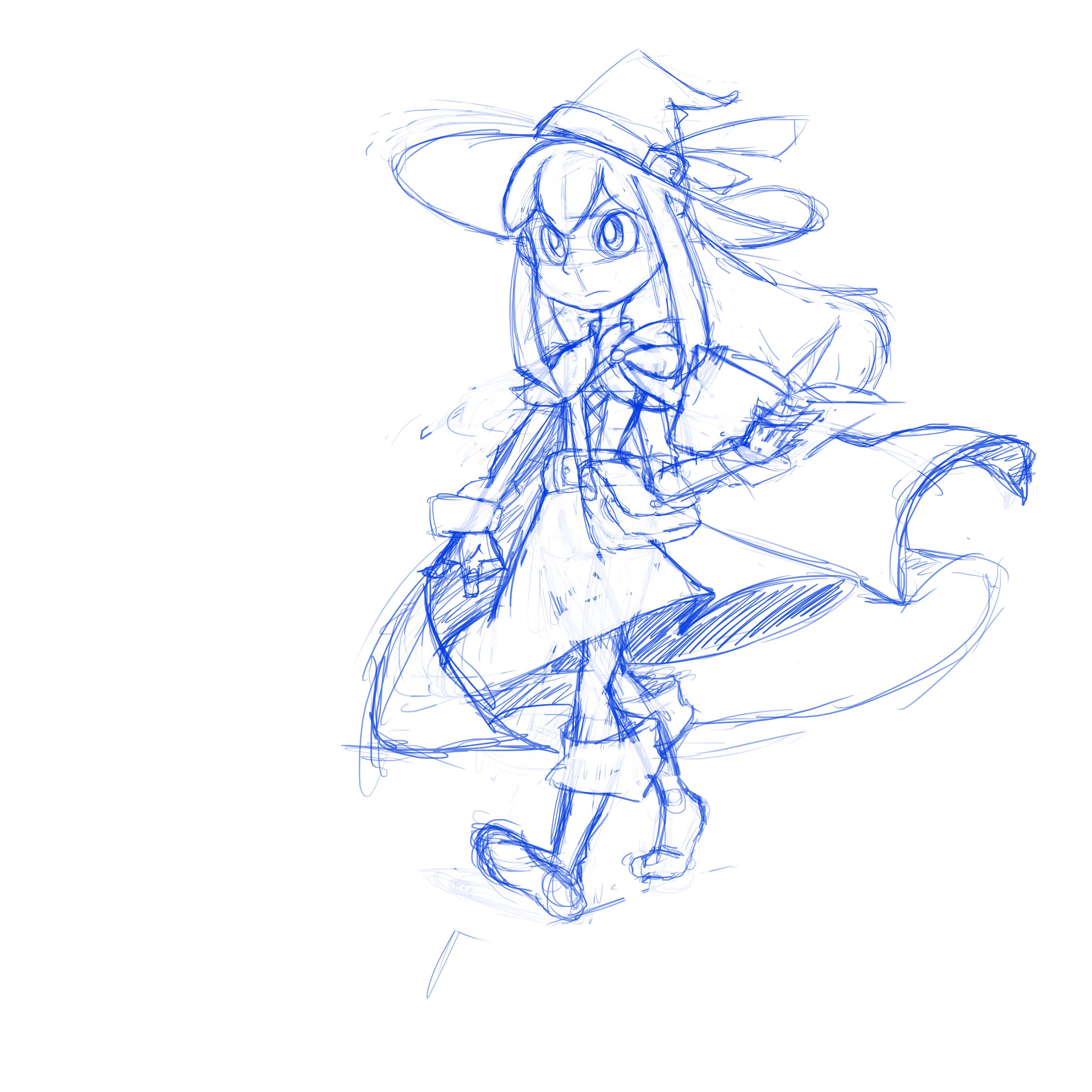 Verina Sketch