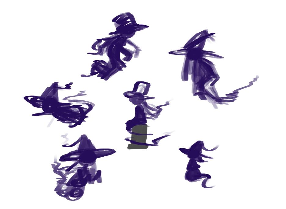 Ghost Girl Celandine Thumbnails