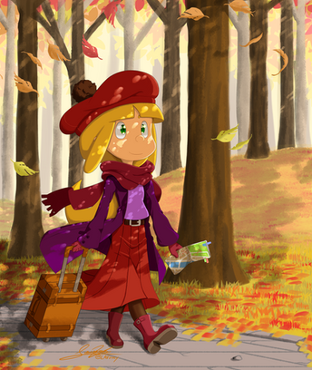 Autumn Miette