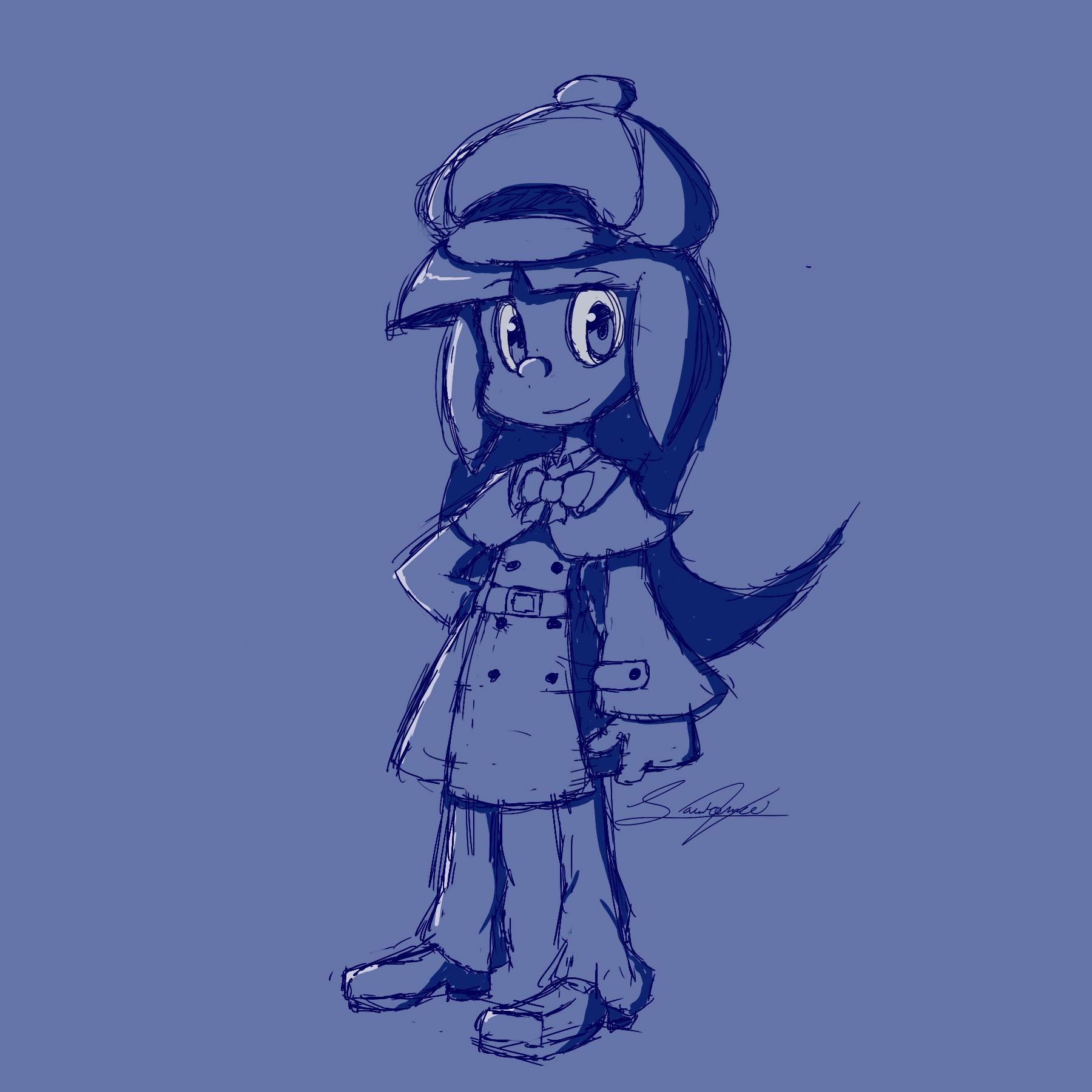 Detective Miette