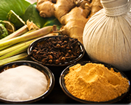 Therapeutic Herbal Compresses - Traditional Thai Massage Therapy in Bloomington IN.
