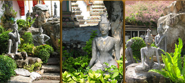 Reusi Dat Ton is the foundation of Thai Massage.