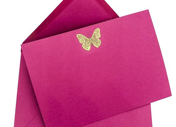 Wren Press Butterflies