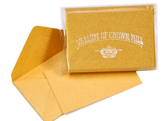 Metallic Mini Gift Card Sets