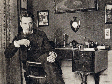 Rainer Maria Rilke's #1 Letter to a Young Poet