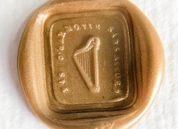 Harmony Harps in Gold
