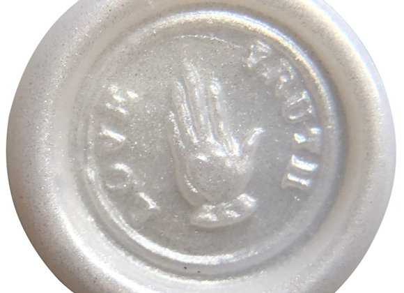 Truth Love Seal with Hand and Heart (9 Seals)