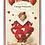 Thumbnail: Vintage Valentines Postcards