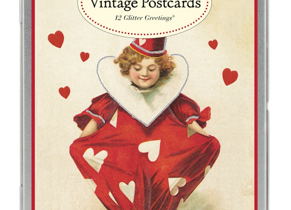 Vintage Valentines Postcards
