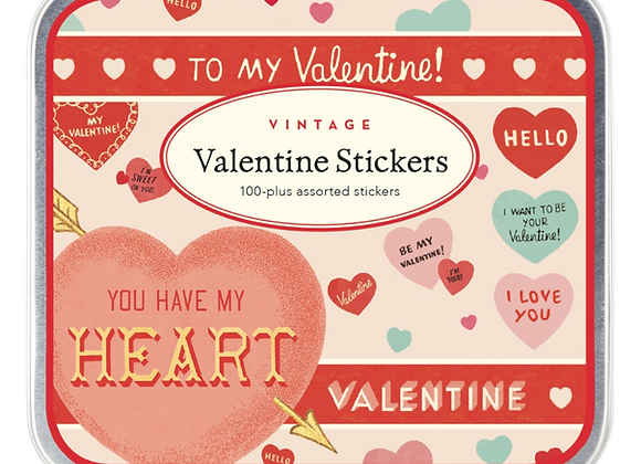 Valentine Stickers