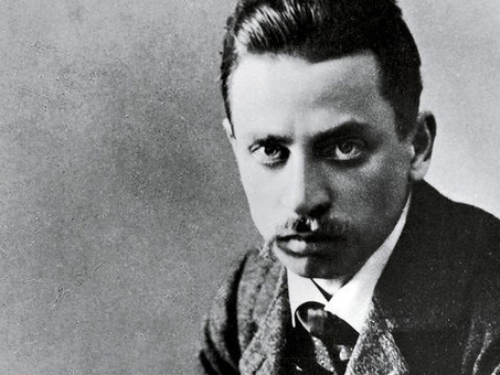 Rilke's Letter to a Young Artist (2nd Letter)