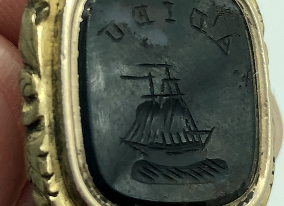 """Adieu"" with Ship"