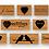 Thumbnail: Love Rubber Stamp Set