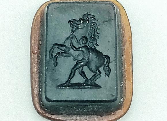 Taming Stallion (Tassie Intaglio)