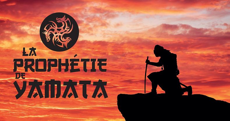 Escape Game La Prophétie de Yamata à Nevers | Nièvre | Bourgogne | France | Thème fantastique