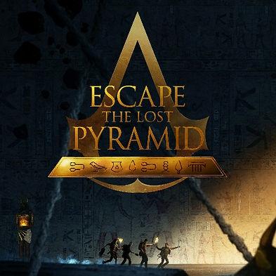 Escape Game UBISOFT en réalité virtuelle Escape The Lost Pyramid à Nevers | Nièvre | Bourgogne | France | Thème Egypte