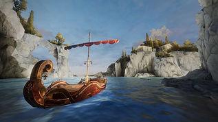 Escape Game UBISOFT en réalité virtuelle Beyond Medusas Gate à Nevers | Nièvre | Bourgogne | France | Thème Grèce Antique