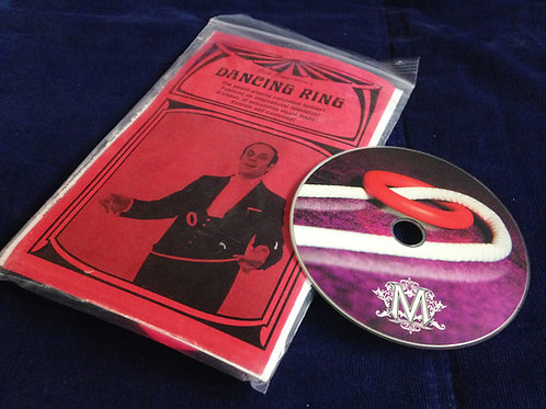Dancing Ring DVD by Bond Lee (DVD Only)