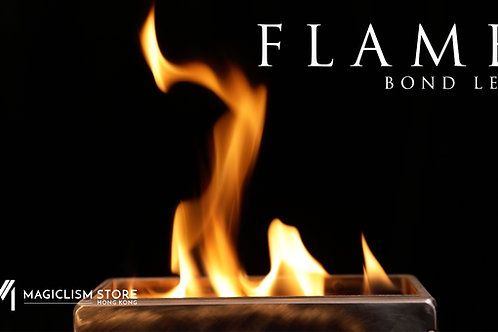 Flame by Bond Lee & Magiclism