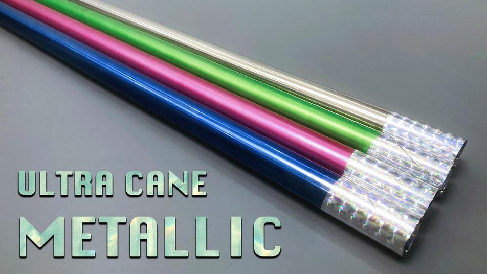 Ultra Cane Metallic