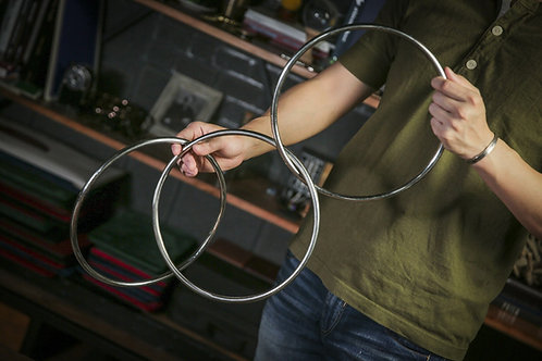 Deluxe Linking Rings by Michael Ammar & TCC