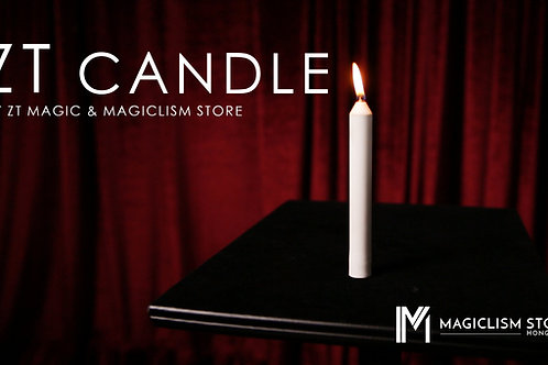 ZT Candle by ZT Magic and Magiclism Store