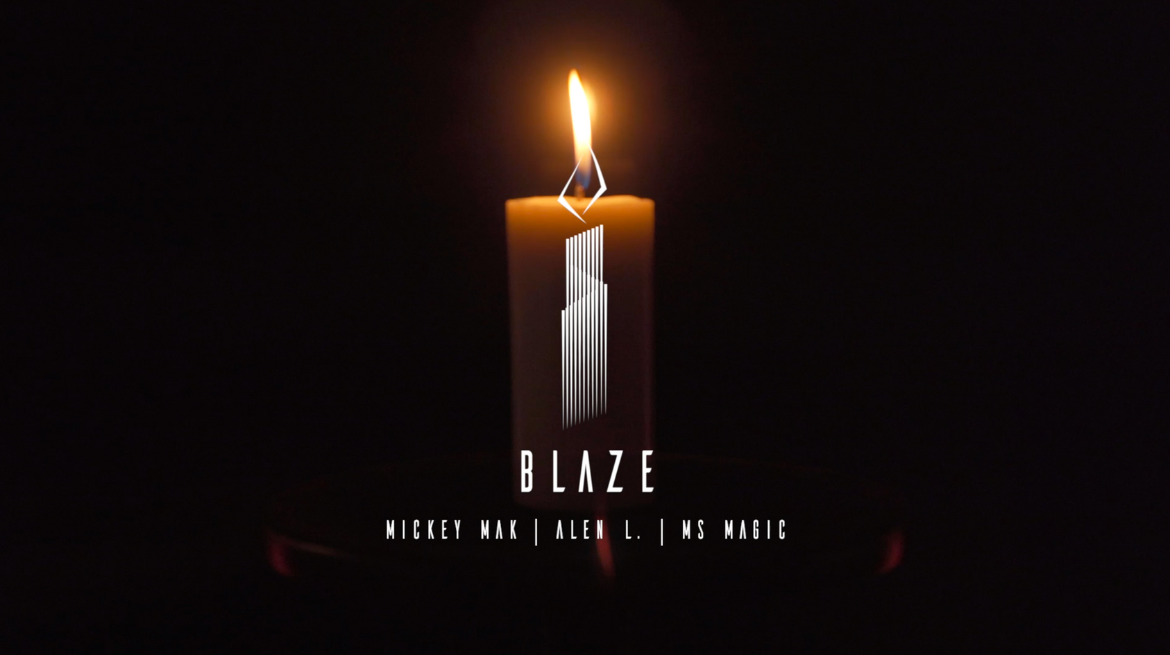BLAZE The Auto Candle