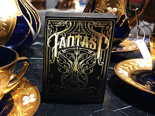 FANTAST Gold Playing Card by Bond Lee & MS Magic
