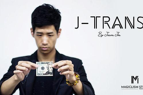 J-TRAN$ by Jason Jin & Magiclism