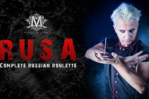 RUSA by Diego Minevitz & Magiclism