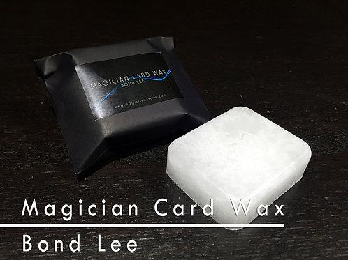 Magician Fanning Wax by Bond Lee