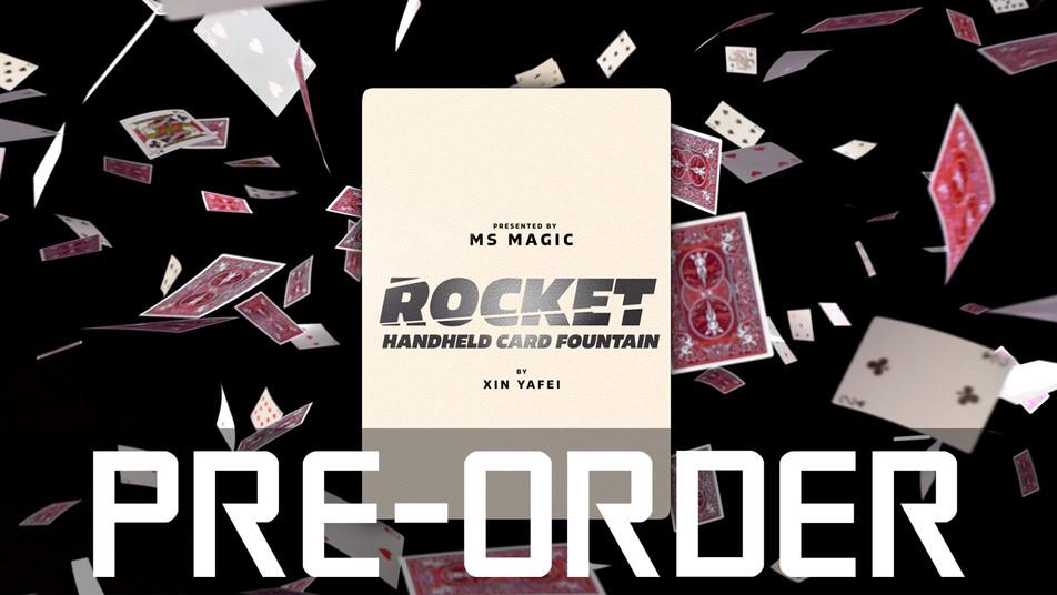 Rocket - The Ultimate Handheld Ca