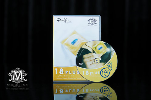 18PLUS by Bond Lee & Magiclism