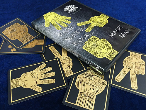Paper Scissors Rock by Magic Man & Magiclism