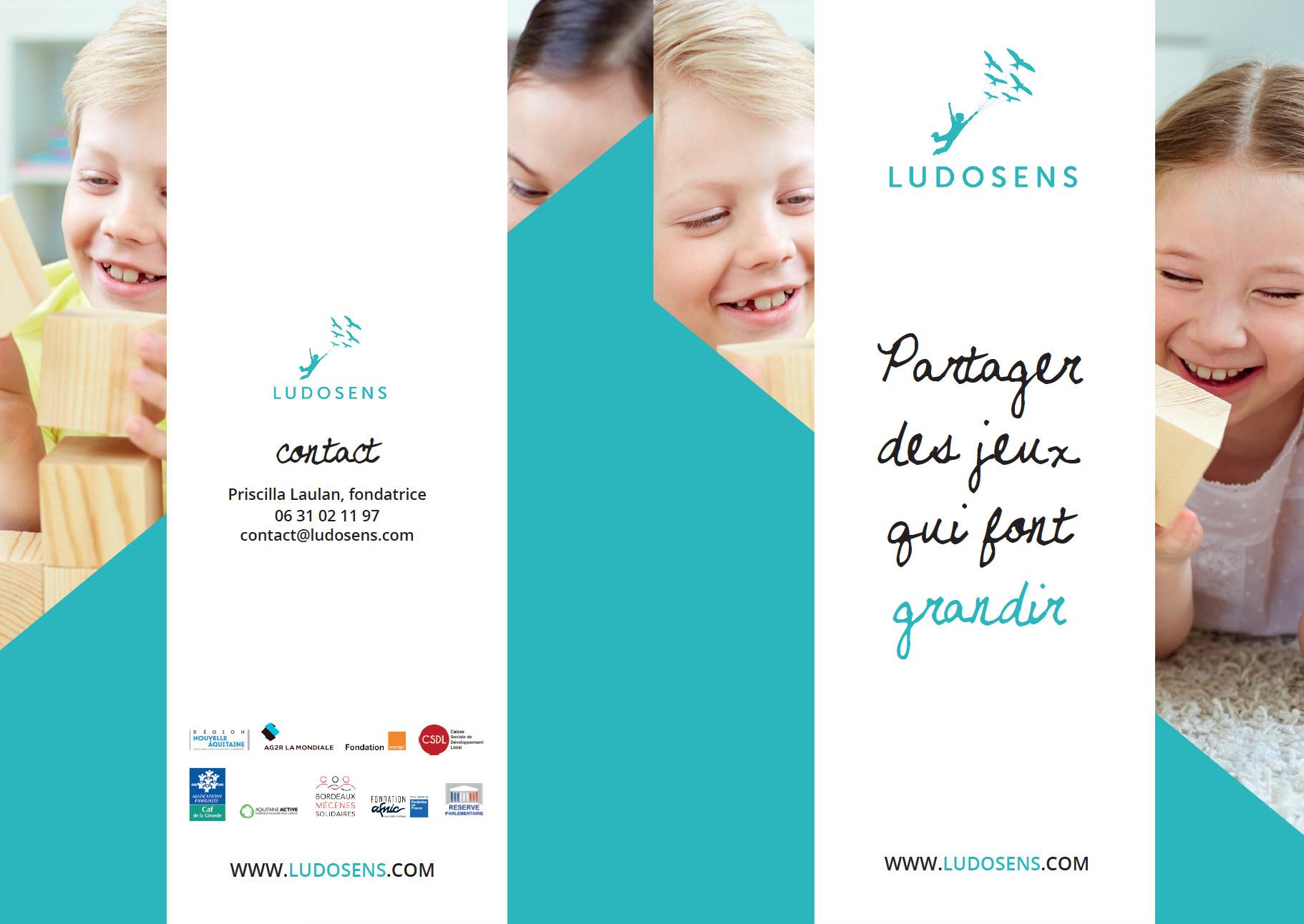Plaquette Ludosens
