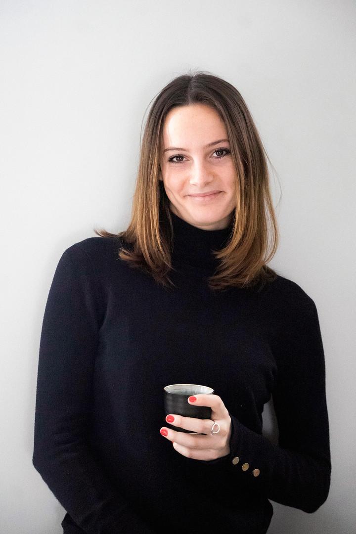 graphiste photographe bordeaux paris portrait femme