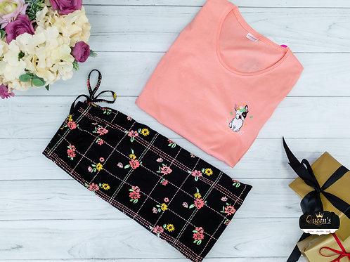 Pijama Bumbac