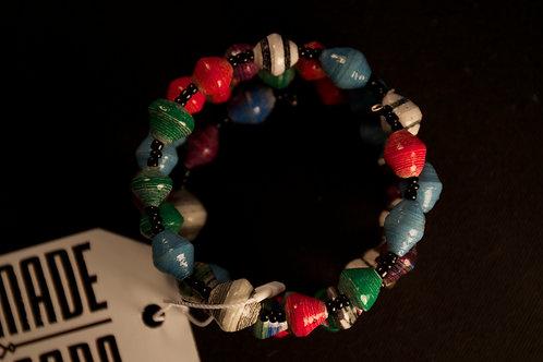 Handmade Ugandan Bracelet